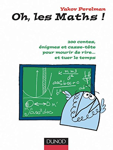Oh, les maths !