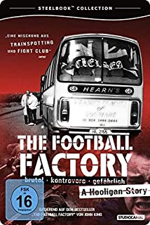 The Football Factory (Steelbook Collection)