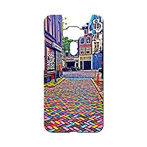 BLUEDIO Designer Printed Back case cover for Asus Zenfone 3 (ZE520KL) 5.2 Inch - G1728