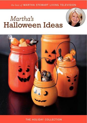 The Martha Stewart Holiday Collection - Martha's Halloween Ideas