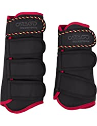 CATAGO Diamond serie botas, Unisex, Diamond Series, negro/rojo/amarillo, n/a