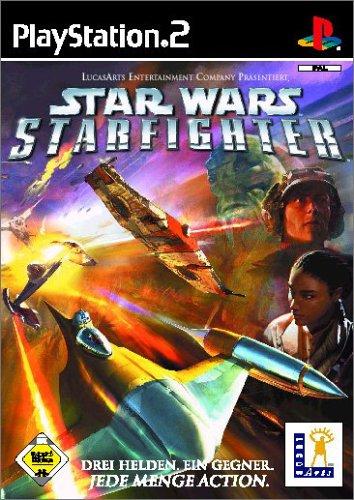 Star Wars: Starfighter (Spiele Ps2 Star Wars)