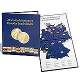 Leuchtturm Münzalbum PRESSO, Euro-Collection für 2-Euro-Münzen für dieSerie