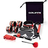 GOLIATE Kit BDSM Complet Couple...