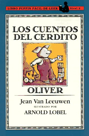 Tales of Oliver Pig: Spanish Edition (Puffin Easy-To-Read)
