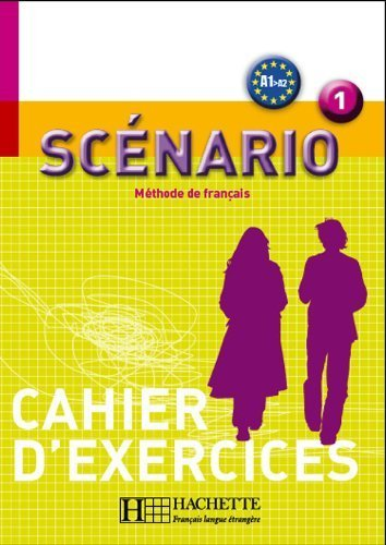 Scenario: Niveau 1 Cahier D'Exercices (French Edition) by Anne-Lyse DuBois (2014-12-01)