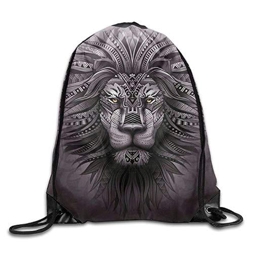 Etryrt Turnbeutel/Sportbeutel, Premium Drawstring Gym Bag, Drawstring Backpack Unisex Gym Bag Artistic Bonsai Explosion Japan Zebra Unisex Home Rucksack Shoulder Bag Travel Drawstring Backpack Bag