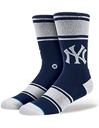Postura hombres calcetines de la MLB, L/XL