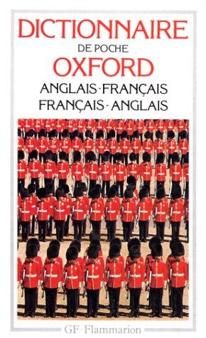 Dictionnaire Oxford : Français-anglais, anglais-français