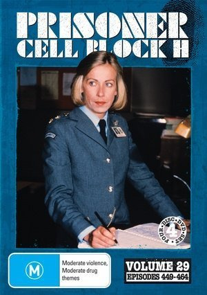 Prisoner: Cell Block H - Vol. 29 (Ep. 449-464) - 4-DVD Set ( Caged Women ) ( Women Behind Bars ) by Alan Hopgood (Caged Woman-dvd)