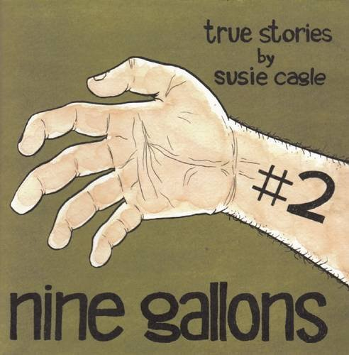 Nine Gallons #2 Cover Image