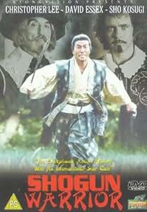 Shogun Warrior Action Adventure Drama DVD NEW-KOSTENLOSE LIEFERUNG