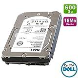 """Dell Disco Rigido 600Go SAS 3.5"""" Seagate ST3600057SS 9FN066-150 0W347K"""