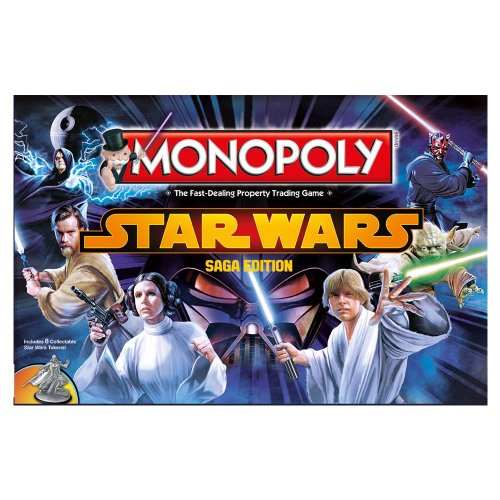 Star Wars Monopoly – Limited Edition - 3