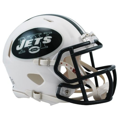 NFL NEW YORK JETS REVOLUTION SPEED MINI HELMET