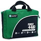 General Medi 160 Piece Compact First Aid Kit Bag - Including Cold (Ice)
