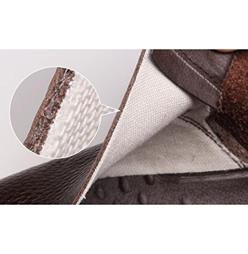 Scarpe Da Uomo Nuove Scarpe Casual Cuoio Scarpe Brown