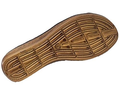 Cushion Walk - Scarpe con cinturino alla caviglia da ragazza donna Silver