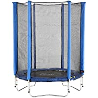 Plum® Products Junior Trampoline and Enclosure (Blue)
