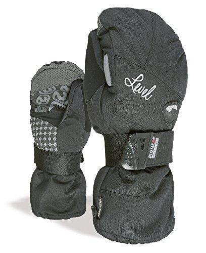 Damen Handschuhe Level Halfpipe Mitt XCR Women black 6.5