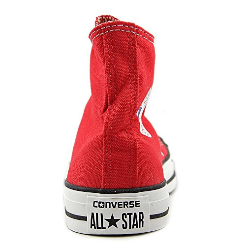 Converse Chuck Taylor All Star Hi, Baskets mode mixte adulte Red