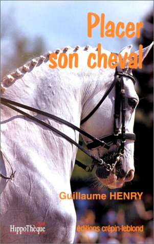 Placer son cheval