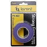 Tennis Griffband, ianoni Griffband Klebeband für Badminton, Tennis, Squash Schläger, kann verwendet werden für 3grips, violett