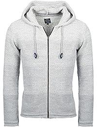 CRSM Karl s People- Strickjacke Streetwear Menswear Autumn Winter Knit  Knitwear Sweater Hoodie Jacket cb924fb5f3
