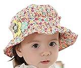 Cappello da sole all'aperto Cappello da principessa Cappello da visiera Bambino Cappello da bambino UV Cappello da bambino Cappello da spiaggia floreale Cappello da cowboy