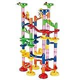 Befitery Kugel Labyrinth Kugelbahn Kinder DIY Rollbahn Maze Spielzeug Kinder Baby 45*15*30cm