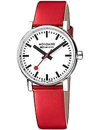 Mondaine Unisex-Armbanduhr MSE.35110.LC