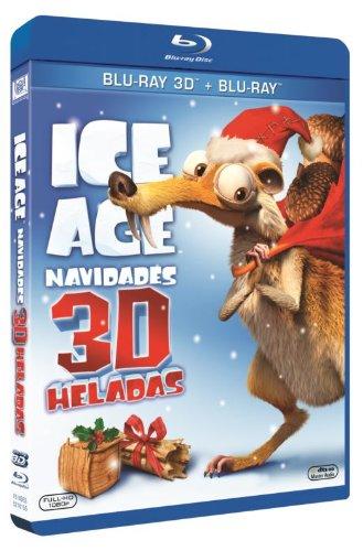 Ice Age: Navidades Heladas (BD 3D + BD) [Blu-ray]
