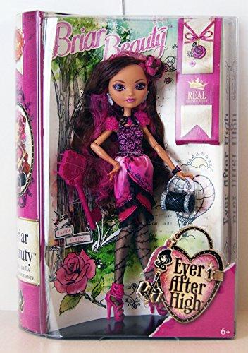 Mattel - Ever After High - Royal Briar Beauty - mit Zubehör (After High Ever Beauty Briar)