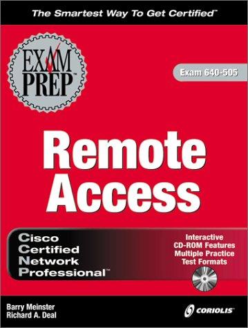 CCNP Remote Access Exam Prep por Barry Meinster