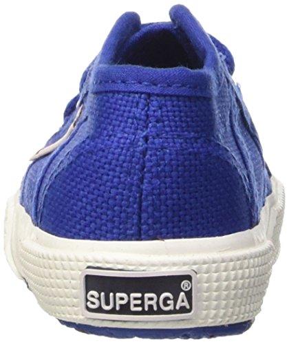 Superga 2750 Bebj Classic, Unisex-Erwachsene Training Blau (Intense Blue)