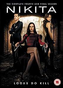 Nikita - Season 4 [DVD] [2014]