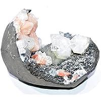 Healing Crystal Natural Chalcedoney With Stillbite And Apophyllite Cluster 882 gm Crystal Therapy, Meditation,... preisvergleich bei billige-tabletten.eu