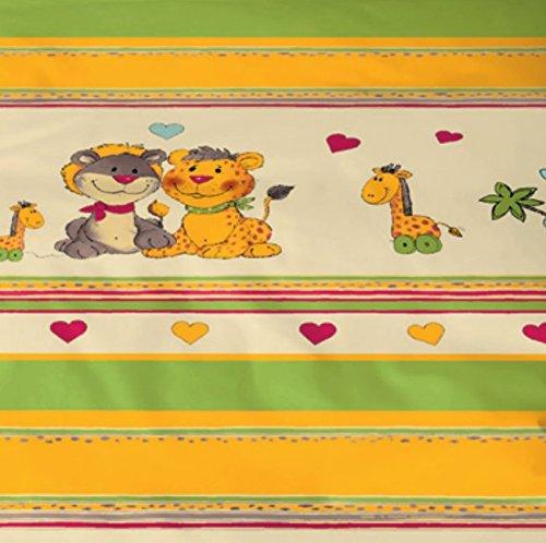Zootiere – Kinderbettwäsche – Aminata Kids - 3