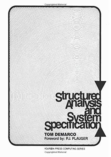Structured Analysis and S