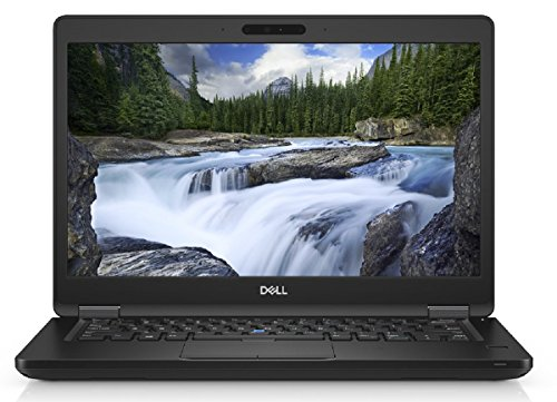 DELL Latitude 5490 i5 14 inch WVA SSD Black