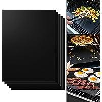 """XCSOURCE® 5pcs Non-Stick BBQ Grill Mats Reutilizables PFOA Free Cooking Sheet Barbacoa forro de horno, fácil de limpiar (16 """"x 13"""") HS910"""