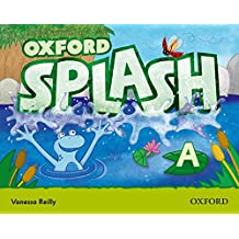 Splash A. Class Book & Songs CD Pack - 9780194025164
