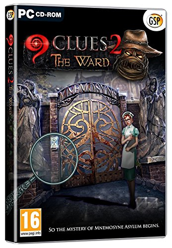 9 Clues 2 - The Ward (PC DVD) UK IMPORT (Blues Clues Halloween)