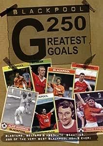 Blackpool FC 250 Greatest Goals [DVD] [Region 1] [NTSC]