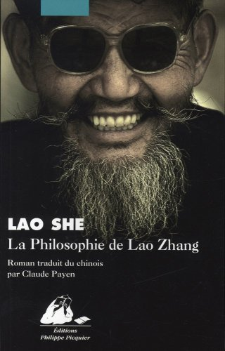 La philosophie de Lao Zhang par Lao She
