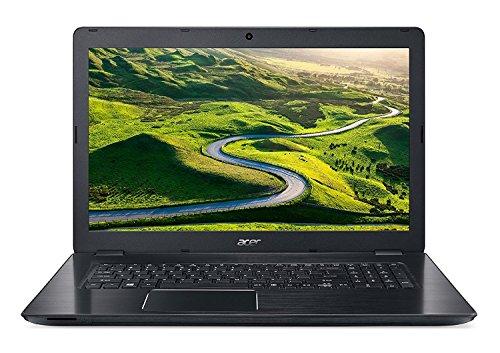 "Acer Aspire F 17 (F5-771G-501F) PC Portable 17"" Full HD Noir (Processeur Intel® Core™ i5, 8 Go de RAM, 1 To, Intel HD Graphics 620, Windows 10)"