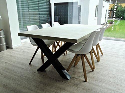 Beton Tische Garten Im Vergleich Beste Tischede