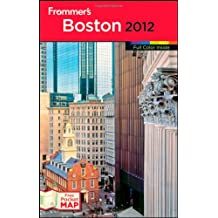 Frommer's Boston [With Fold-Out Map]