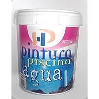 PINTURA DE PISCINA AL AGUA 750 ML (BLANCA)
