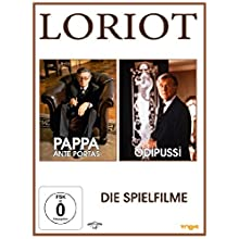 Coverbild: Loriot - Die Spielfilme - Pappa ante Portas